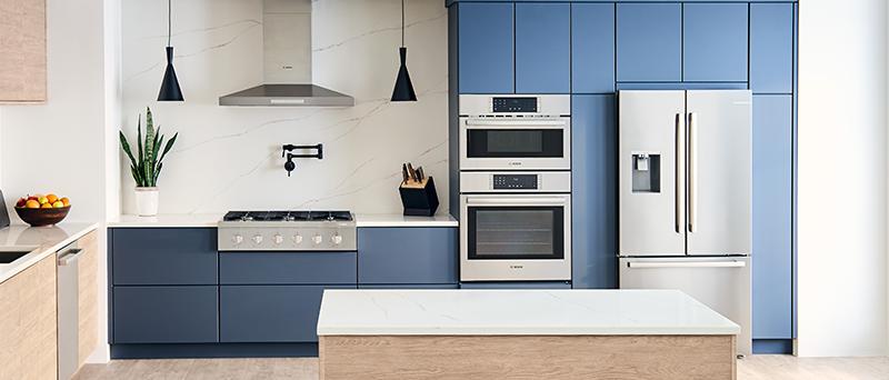 Bosch Industrial Style Kitchen