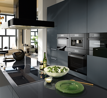 Miele Black Appliances