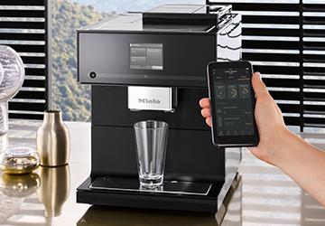 Miele CM7 Countertop Coffee Machine