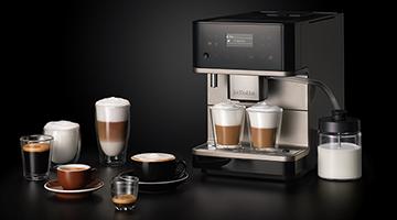 Miele Countertop Coffee Machine
