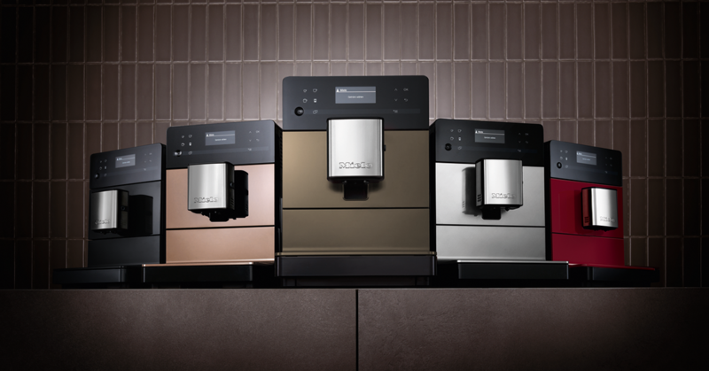 Introducing Miele's New Countertop Coffee Machines