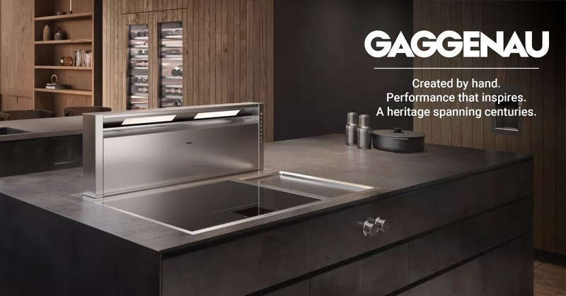 Introducing Gaggenau Appliances at Appliances Connection