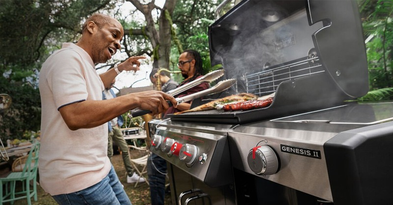 Introducing Weber Grills at Appliances Connection