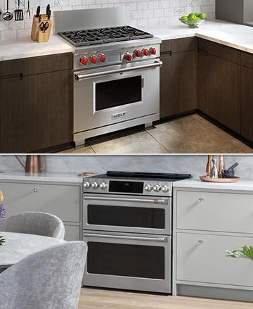Kitchen Range Installation Types