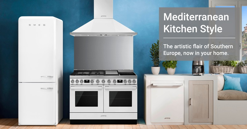 5 Best Appliance Brands for a Mediterranean Style Kitchen