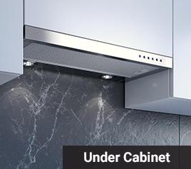 XO Under Cabinet Hood