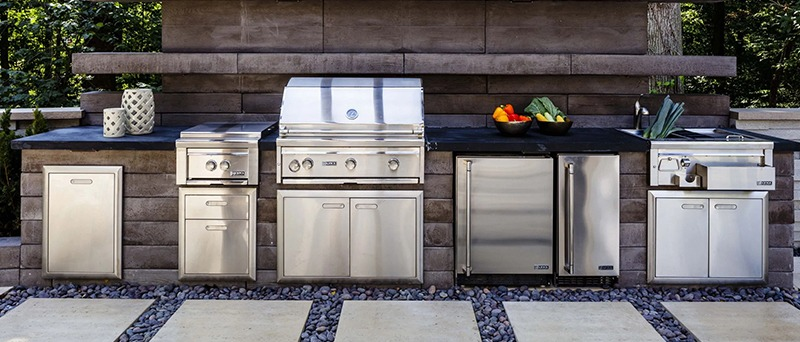Barbecue King Outdoor Kitchen