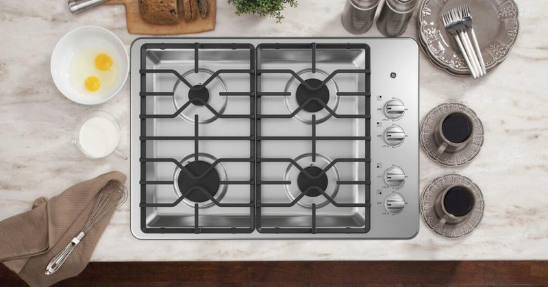 The Best 30-Inch Gas Cooktops of 2021   Top 5 Review