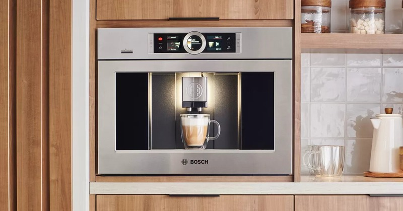 The Best Built-In Coffee Machines of 2021 | Top 5 Review