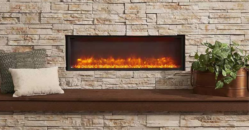 The Best Built-In Fireplaces of 2021   Top 3 Review