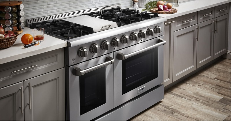 The Best Freestanding Gas Ranges of 2021   Top 3 Review