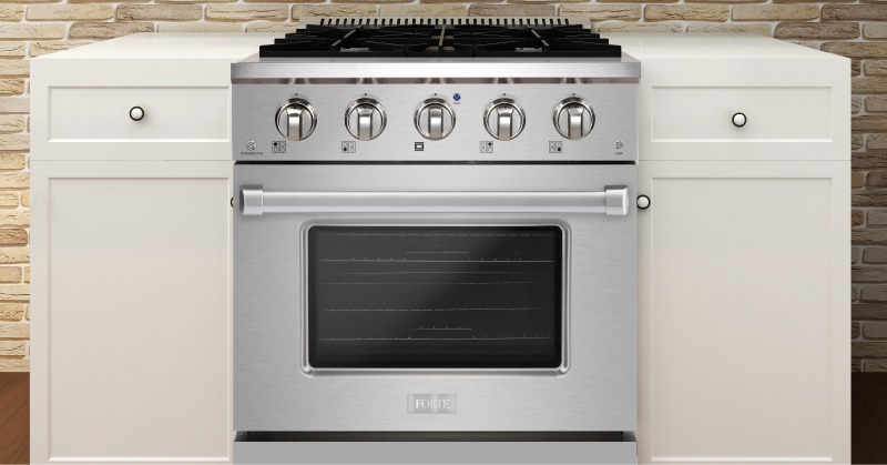 The Best High-End 30-In. Gas Ranges of 2021 | Top 3 Review