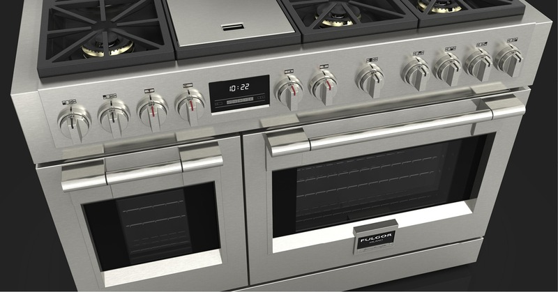 The Best High-End 48-In. Gas Ranges of 2021   Top 3 Review