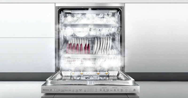 The Best LG Dishwashers of 2021   Top 3 Review