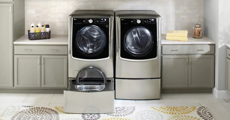 The Best LG Washer and Dryer Sets of 2021 | Top 5 Review