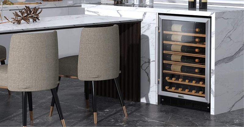 The Best Single Zone Wine Coolers of 2021 | Top 3 Review