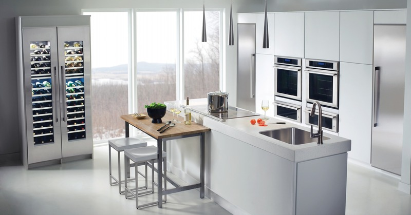 Introducing the Freedom Series Refrigerators from Thermador