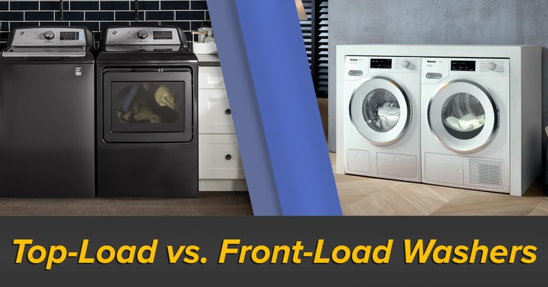 Top-Load vs Front-Load Washers: Which One is Better for You?