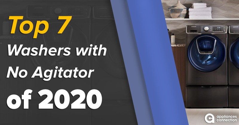 Top 7 Washers with No Agitator of 2020