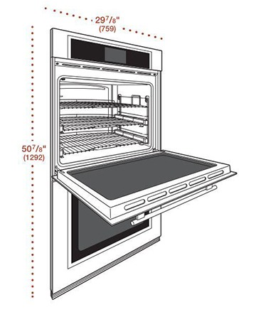 Wall Oven Measurements