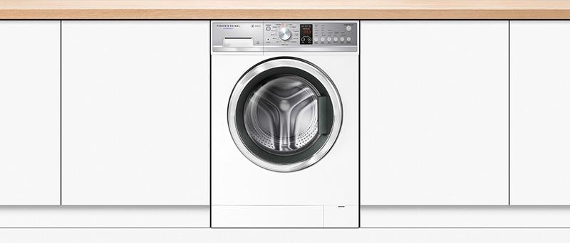 Washer with No Agitator