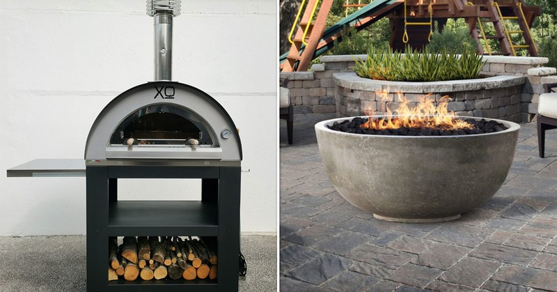 Outdoor Entertaining with XO Pizza Ovens and Fire Pits