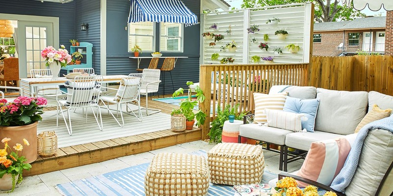 Creating a Chic Outdoor Living Space