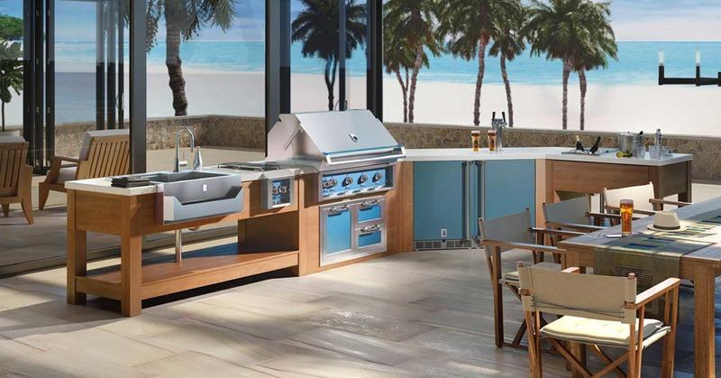 Hestan Outdoor Appliances Review