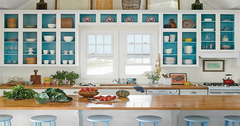 Appliance Brands and Furniture for a Coastal Style Kitchen