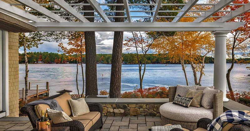 How to Update Your Lake House Outdoor Furniture