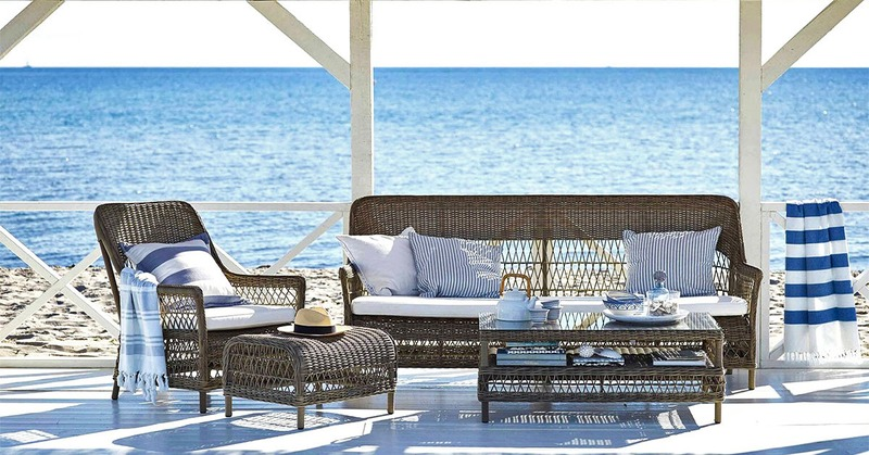 Bring Coastal Charm to Your Outdoor Space