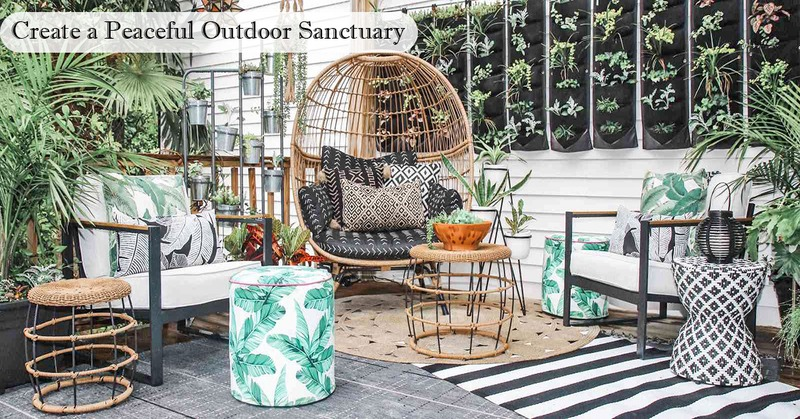 Ultimate Guide to Create an Intimate Outdoor Retreat