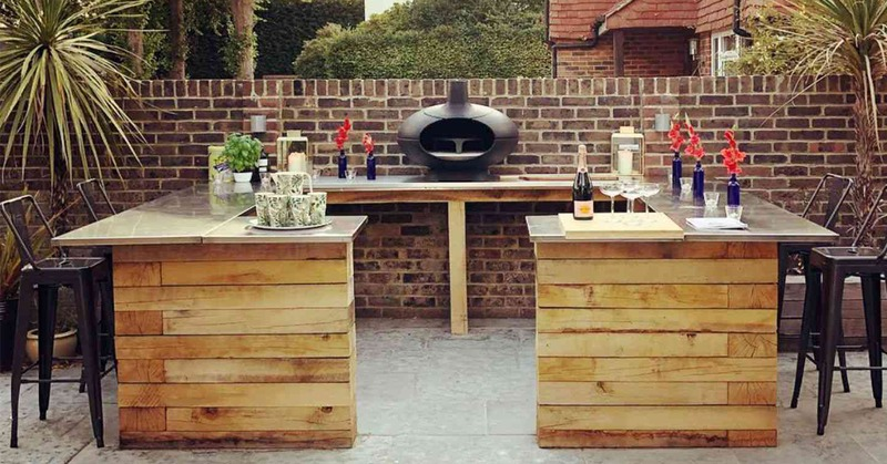 What Do I Need For My Outdoor Bar?