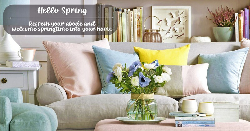 7 Fabulous Ways to Welcome Spring and Refresh Your Home