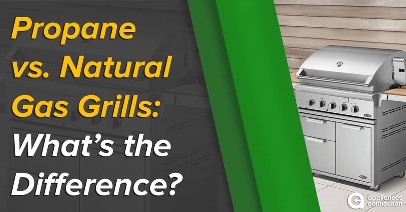 Propane vs Natural Gas Grills: What's the Difference?