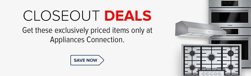closeout deals - save now