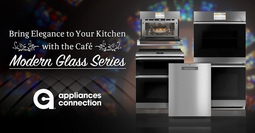 Bring Elegance to Your Kitchen with the Café Modern Glass Series