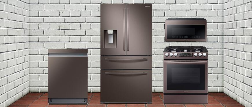 Why Choose A Samsung Tuscan Stainless Steel Appliance