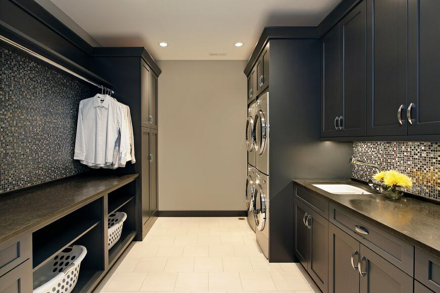 Feng Shui Your Laundry Room
