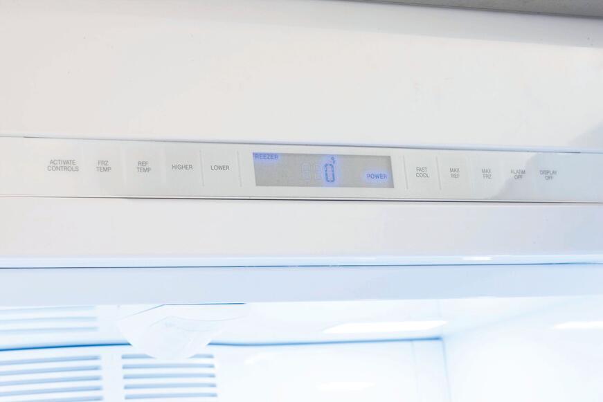 Refrigerator_Control_Panel