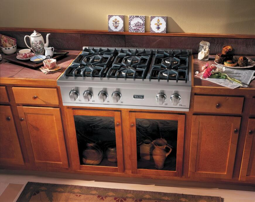 A Look Into Viking Cooktops Rangetops Appliances Connection