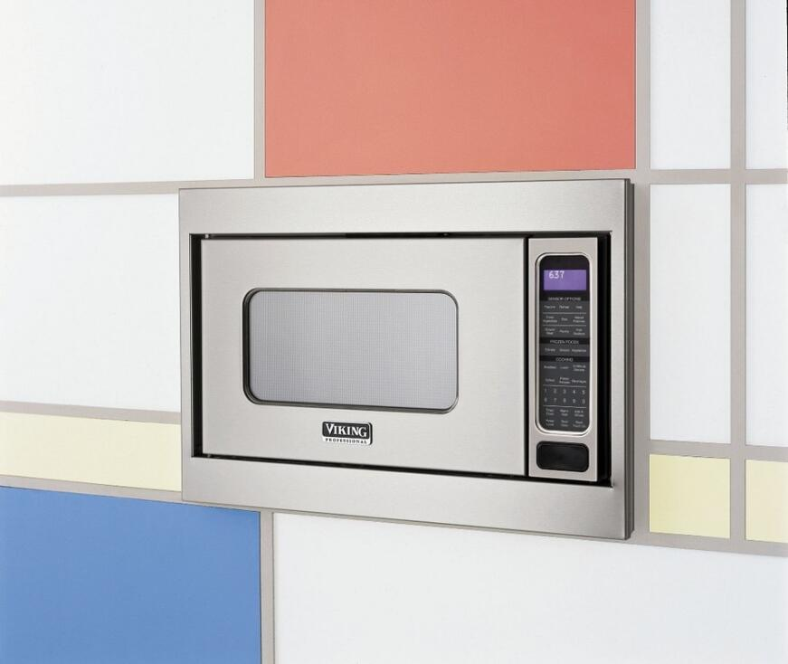 The Viking Professional Microwave delivers the power and quality that will blow your preconceived notions about microwaves out of the water.