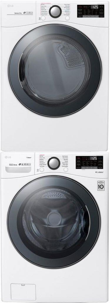 Top 5 Stackable Washer and Dryer Sets for 2020   Appliances ...