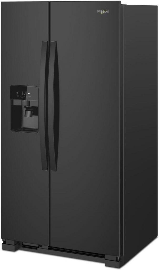Most Reliable Side By Side Refrigerators: Whirlpool WRS555SIHB
