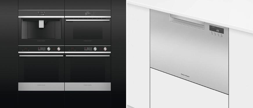 Fisher Paykel Chef Ludo Lefebvre: Oven Bank and DishDrawer