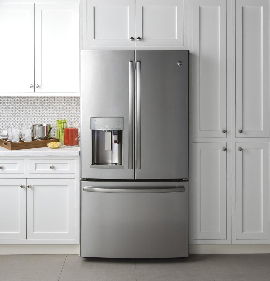 An Honest Look at the GE Profile PYE22PSKSS 36-Inch Smart Counter Depth French Door Refrigerator