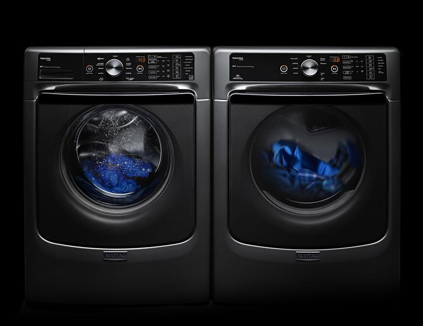 Maytag Maxima Washers & Dryers with PowerWash