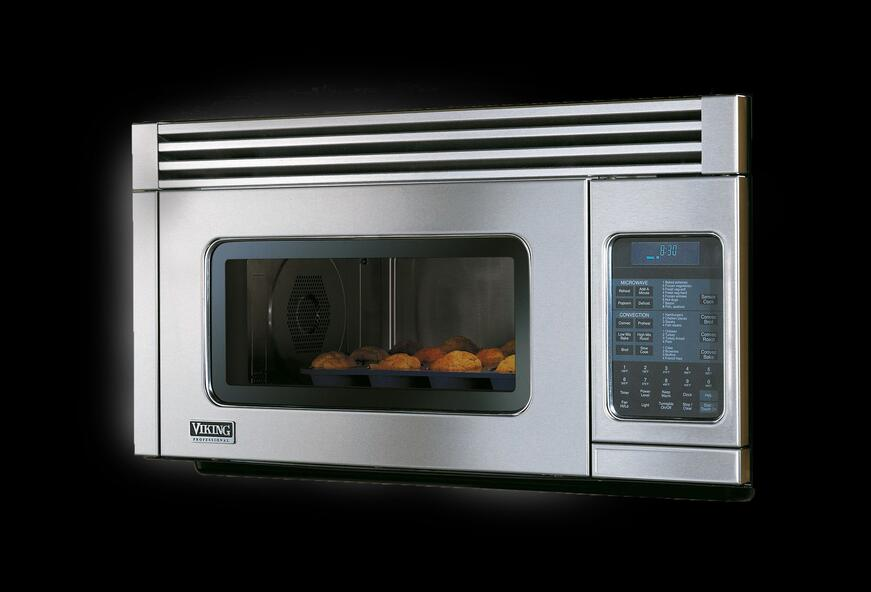 A Look Into Viking: Microwaves & Specialty Ovens