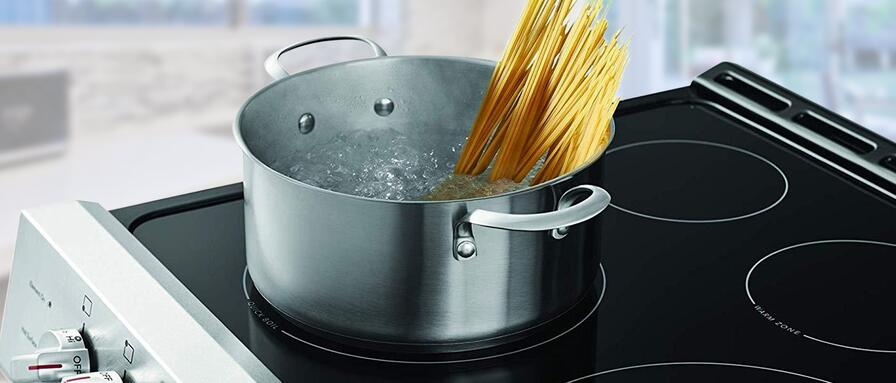 Caring for Premium Stainless Steel Cookware: Slow Pre-Heating
