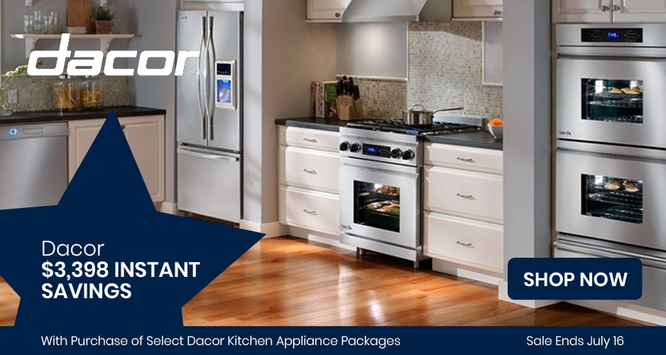 Dacor - Up to $3,398 Instant Savings